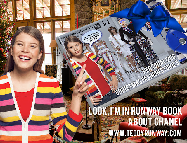 Personalized books by Runway Magazine