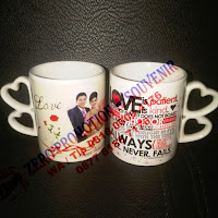 Souvenir gagang double Love
