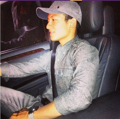 Rio Haryanto driving