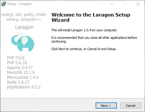 Cara cepat instalasi Laravel dengan Laragon | Tutorial Laravel