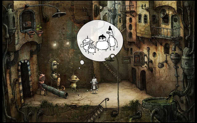 Machinarium Apk + Data