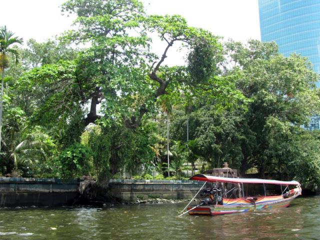 Chao Praya Boat Trip Bangkok