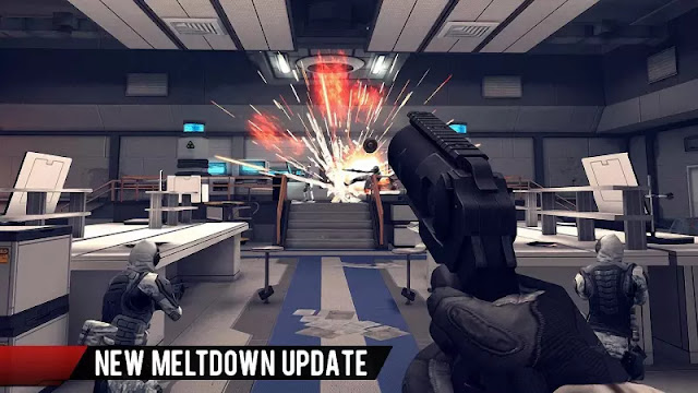 Modern Combat 4: Zero Hour Apk Download Data