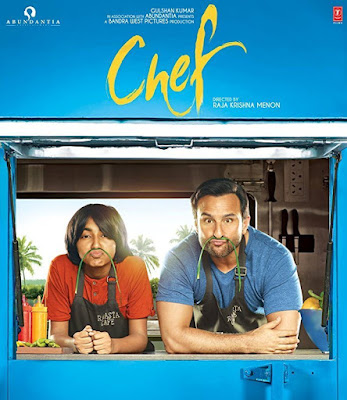 filem hindustan tentang travel dan kekeluargaan, travel to Kochi, India, become a chef, a good father, father and son relationships