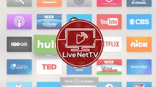 تحميل تطبيق Live NetTV v4.7 لمشاهدة القنوات الرياضية مجاناً