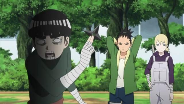 Sceenshots Boruto - Naruto Next Generations - 03 Metal Lee, Shikadai, Inojin Subtitle English Indonesia 1080p 720p 480p www.uchiha-uzuma.com
