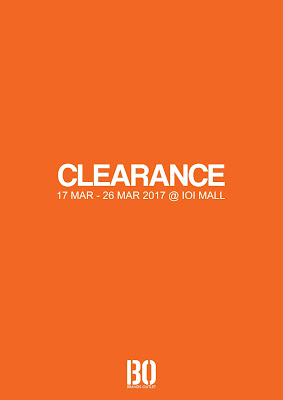 Brands Outlet Clearance Sale IOI Mall Puchong