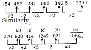 Hard Number Series Questions