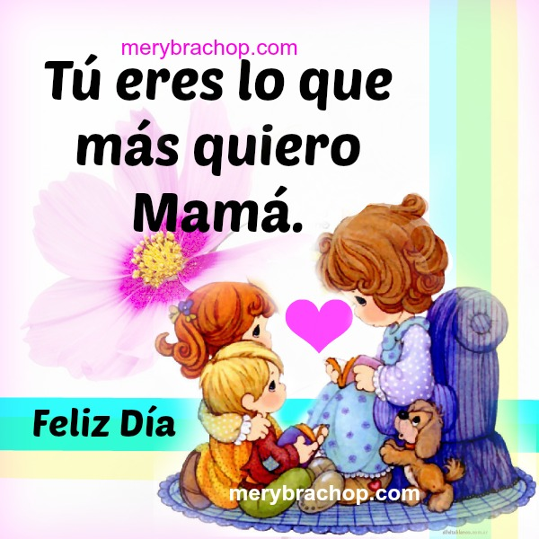 frases mensajes palabras mama madre