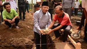 Percepat Rehab Rekon, 111 Unit RIKA Mulai Dibangun di Lombok Utara