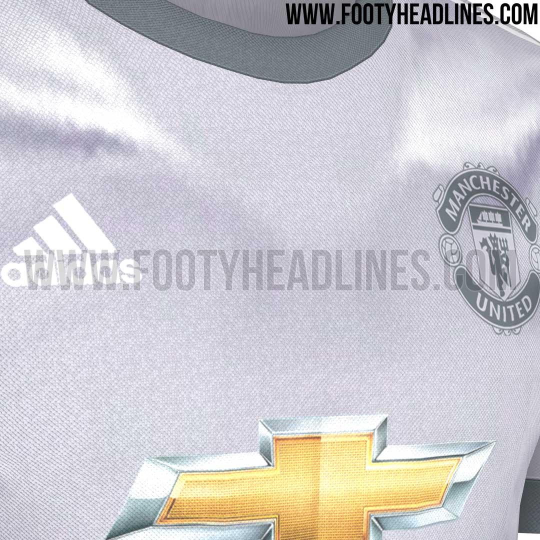 best cheap 7ff19 83bdb Man United third kit 'Holy Trinity' design far more subtle ...