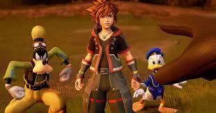 تسريب من لعبة Kingdom Hearts 3 قبل موعد اطلاقها