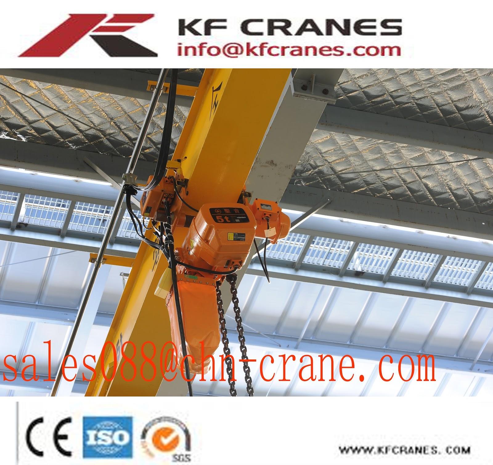 bridge crane,european hoist, gantry crane,-kfcrane: The