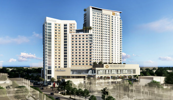 Artists Perspective of The Paragon Davao  soon to rise in Matina, Davao City