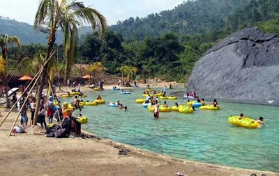 Curug Bidadari, Modern Waterfall in Sentul Paradise Park Bogor, waterfall, vacation, family place, fun trip, trip to indonesia