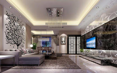 New modern living room design ideas 2019