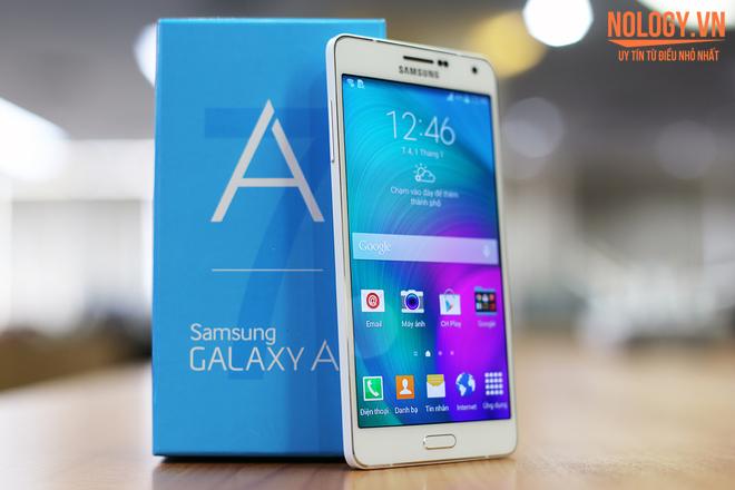 Địa chỉ bán Samsung Galaxy A7 chính hãng giá rẻ