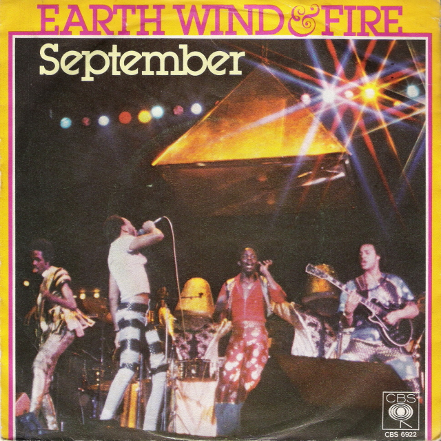 earth, wind and fire september - photo #4