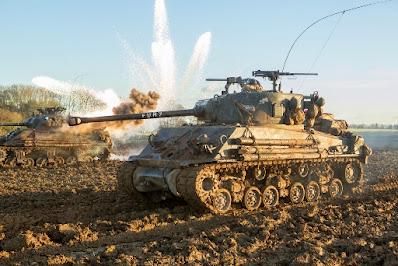 El infierno de la guerra desde las entrañas de un tanque