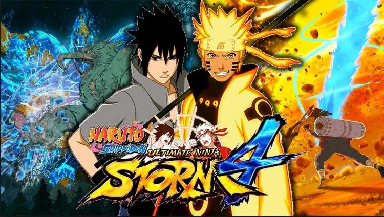 Langkah - Langkah Instal Update/ DLC Naruto Shippuden Strom 4