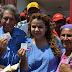 Iris Varela visitó Lara pero no fue a Uribana sino a sacar el Carné de la Patria