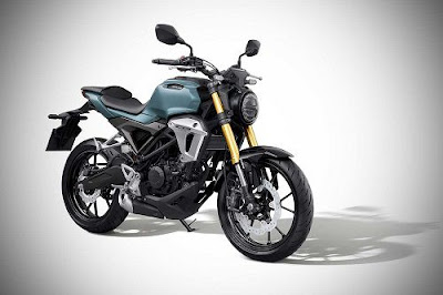 Desain Honda CB150R ExMotion
