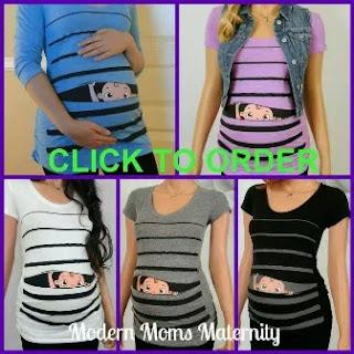 Baju Ibu Hamil Lucu
