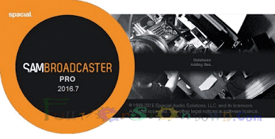 Download SAM Broadcaster Pro 2016.7 Full Version