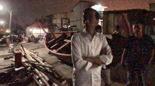 Ralat: Jokowi Ternyata Sama Sekali Tak Mirip Umar Bin Khattab