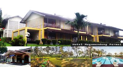 Lokasi Outbound di Puncak Bogor | Hotel Megamendung Permai
