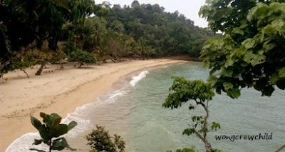 lokasi pantai ngliyep malang