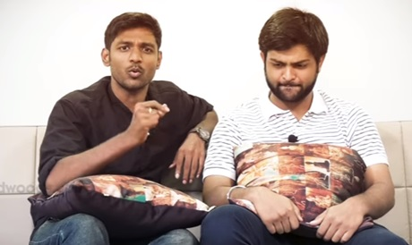 As I'm suffering from Kadhal Review | Balaji Mohan | Nakshathra | Sundar | Dhanya