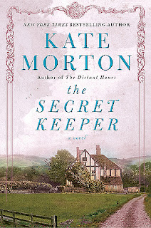 Book cover of The Secret Keeper by Kate Morton