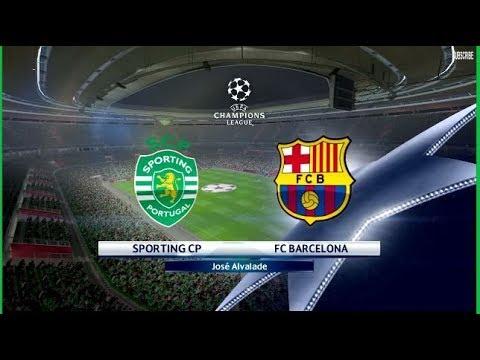نتيجة برشلونة وسبورتينج لشبونة أمس الأربعاء في دوري الابطال 27-9-2017 ملخص اهداف مباراة البرسا أمس في دوري ابطال اوروبا