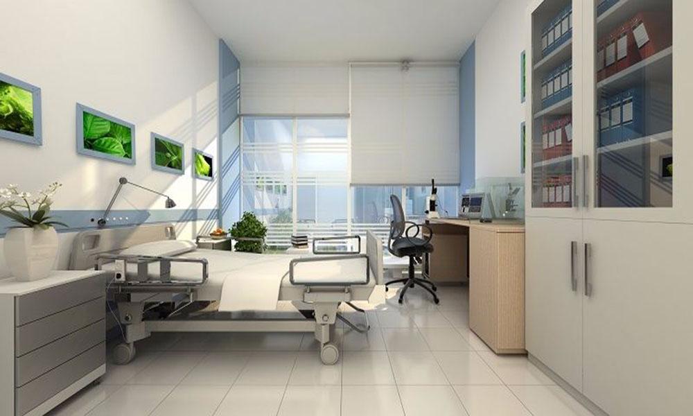 Bệnh Viện Cao cấp Goldmark City