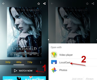 How To Stream Showbox App to Chromecast