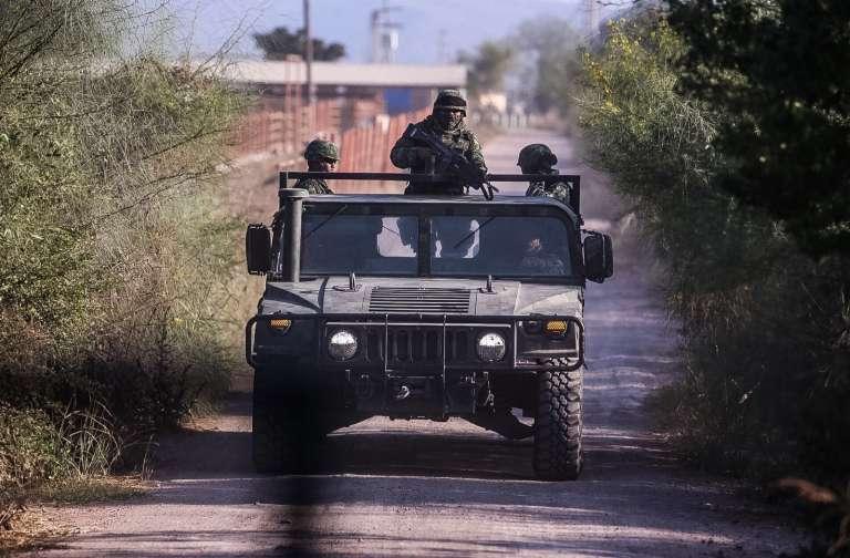 Militares cómplices del narco