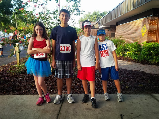 Lutz Independence Day 5K