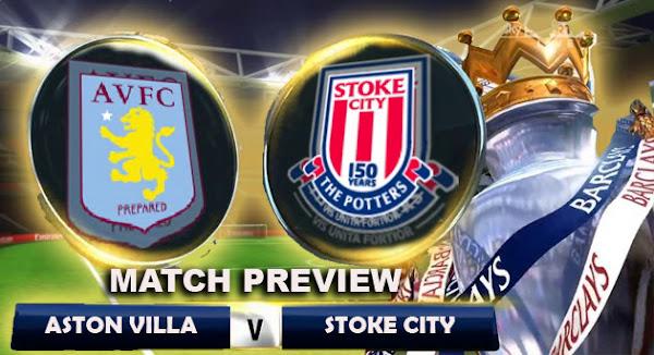 Stoke City vs Aston Villa