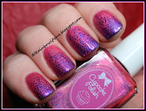 Cupcake Polish ~ Some Berry To Love
