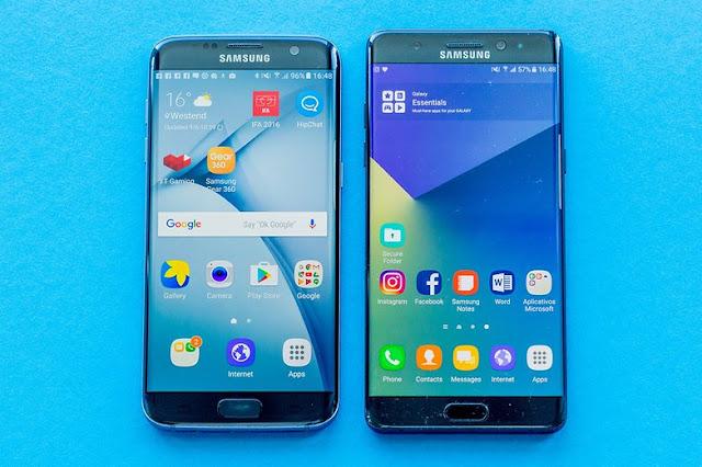 Diseño premium Samsung GalaxyNote7