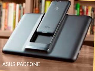 Desain & Hardware ASUS PadFone x