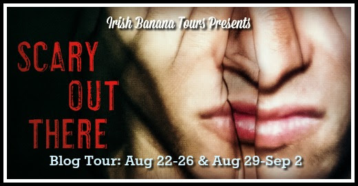Blog Tour: Scary Out There by Jonathan Maberry (review + giveaway)