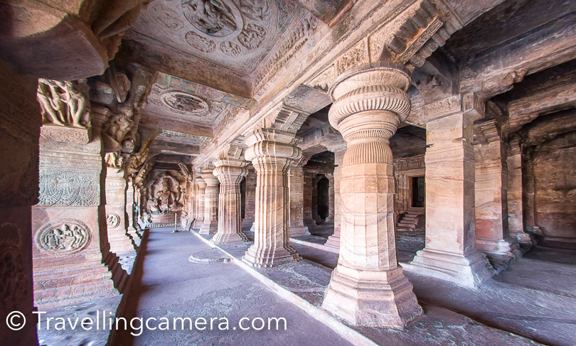 Open Air Museum is another interesting place in Badami which has 4 separate section and 2 of them are open air. This museum has plenty of things from mythological & pre-historic era. This part of South India has certainly lot to explore & impress.