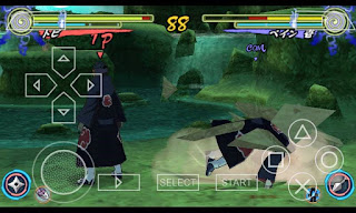 Download Naruto Shippuden - Narutimate Accel 3 (Japan) ISO Android