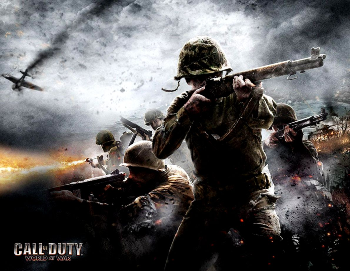Video Games Call Of Duty World At War Wallpapers