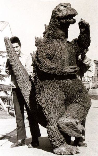 Best Home Libraries: Vintage Everyday: Behind The Scenes Of The First Godzilla