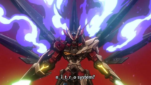 Gundam Build Divers Episode 13 Subtitle Indonesia
