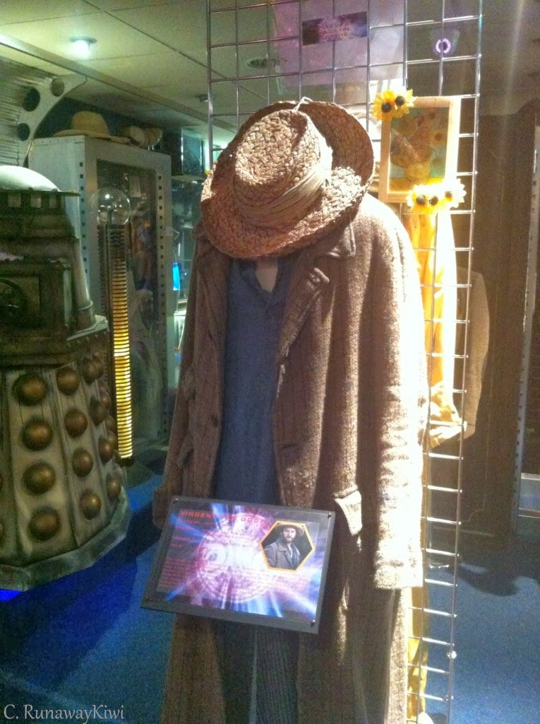 doctor who   the museum and shop   adventures of a london kiwi