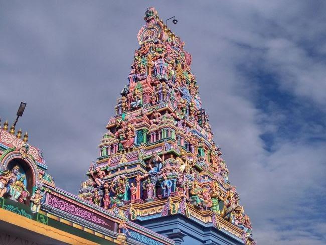 Ooty Mariamman Temple Gopuram